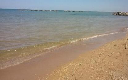 Francavilla: il mare è pulito, lo certifica l'Arta