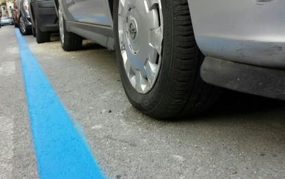 Francavilla: tornano i parcheggi a pagamento