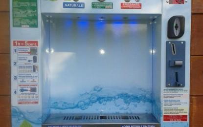 Francavilla: due nuove casette per l'acqua