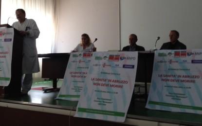 Assemblea sindacale al Bernabeo di Ortona: la sanità in Abruzzo non deve morire