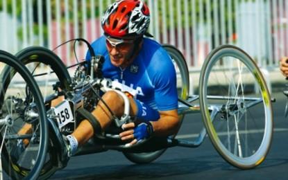 Ritiro a Francavilla per la nazionale di ciclismo paralimpico