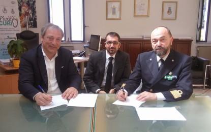 Protocollo di intesa tra Comune e Direzione Marittima di Pescara