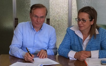Il Sindaco D'Ottavio firma la Carta di Milano sul diritto al cibo