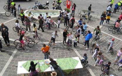 A Torrevecchia la giornata europea dell'ambiente e Bimbinbici