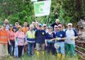 Torrevecchia e Ripa contro l'abbandono dei rifiuti in zona Alento