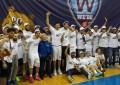 Successo storico per il basket cittadino, la We'Re Ortona conquista la serie b
