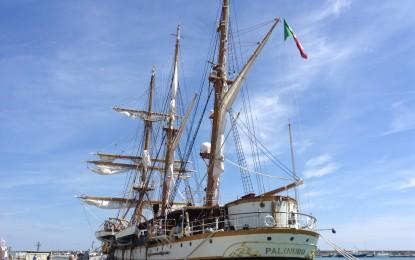 Goletta Palinuro: WWF e Marina Militare insieme per la salvaguardia del Mediterraneo