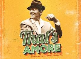 That's Amore – Il lungo viaggio di Dean Martino: questa sera a Miglianico