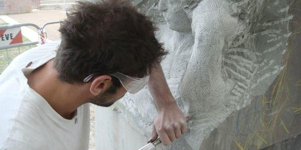 """A Francavilla il simposio di scultura """"Ludos-Arti"""""""