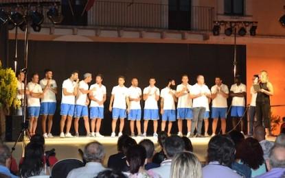 Torrevecchia: presentata la nuova formazione dell'Asd Torrevecchia Calcio 2004