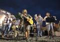 La band Peppe Millanta & Balkan Bistrò vince il concorso del Buskers Festival di Ferrara