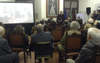 Inaugurata la Pinacoteca Cascella. Presente anche il Governatore D'Alfonso