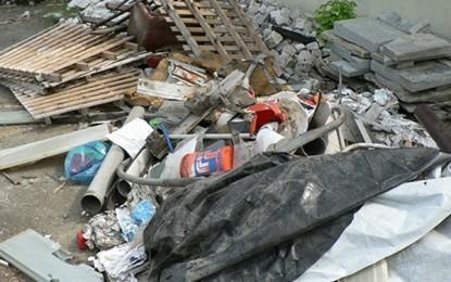 Ari: sequestrata discarica abusiva con rifiuti pericolosi lungo il fiume Foro