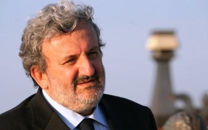 Michele Emiliano apre la campagna elettorale del sindaco Luciani