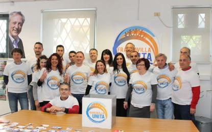 Francavilla Unita, esperienza e rinnovamento a sostegno di Luciani