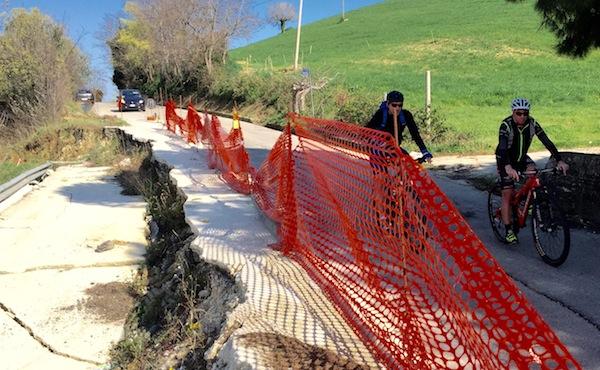 La Provincia di Chieti avvia i lavori sulla Provinciale 8 Chieti-Roccamontepiano