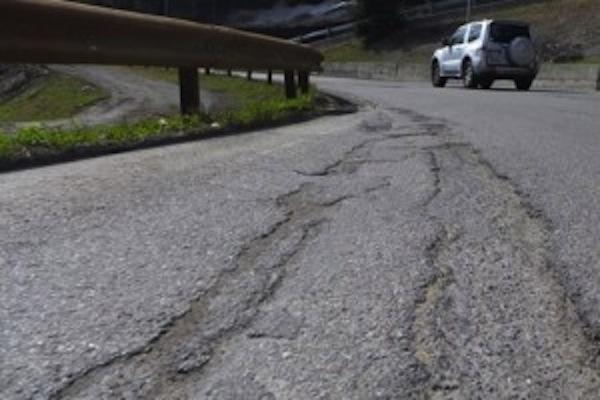 In arrivo fondi regionali per riaprire la strada per Passolanciano-Majelletta