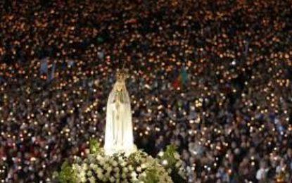 Il 15 maggio arriva a Caldari la Madonna di Fatima