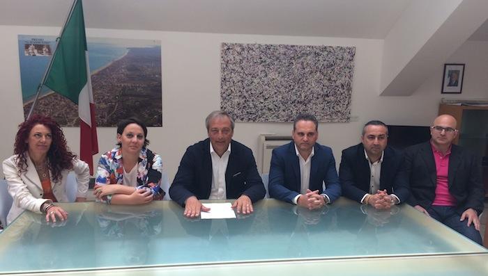 Francavilla: Luciani presenta la nuova giunta