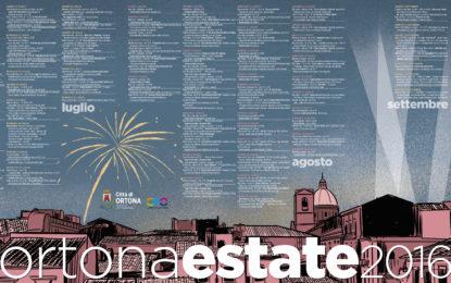 Ortona: presentato il programma dell'estate 2016
