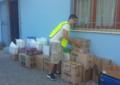 Emergenza sisma: a Francavilla stop alla raccolta generi di prima necessità