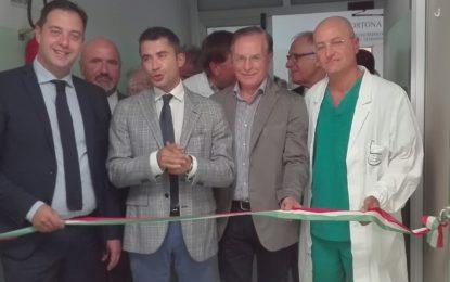 Ortona: inaugurata la Lungodegenza al Bernabeo