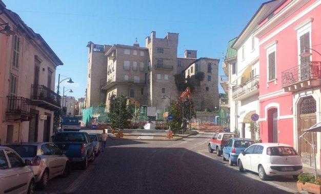 Miglianico: raccolta firme per salvare piazza Umberto I