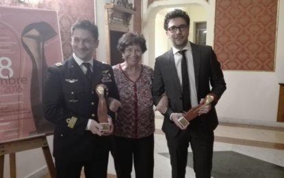 Premiati gli ortonesi Burattini, Di Francescantonio e Bellicano sul palco del Tosti