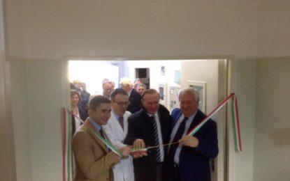 Inaugurato il nuovo Centro Dialisi al Bernabeo di Ortona
