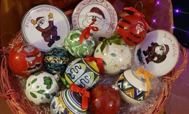 A Rapino per il mercatino di Natale – weekend della Ceramica
