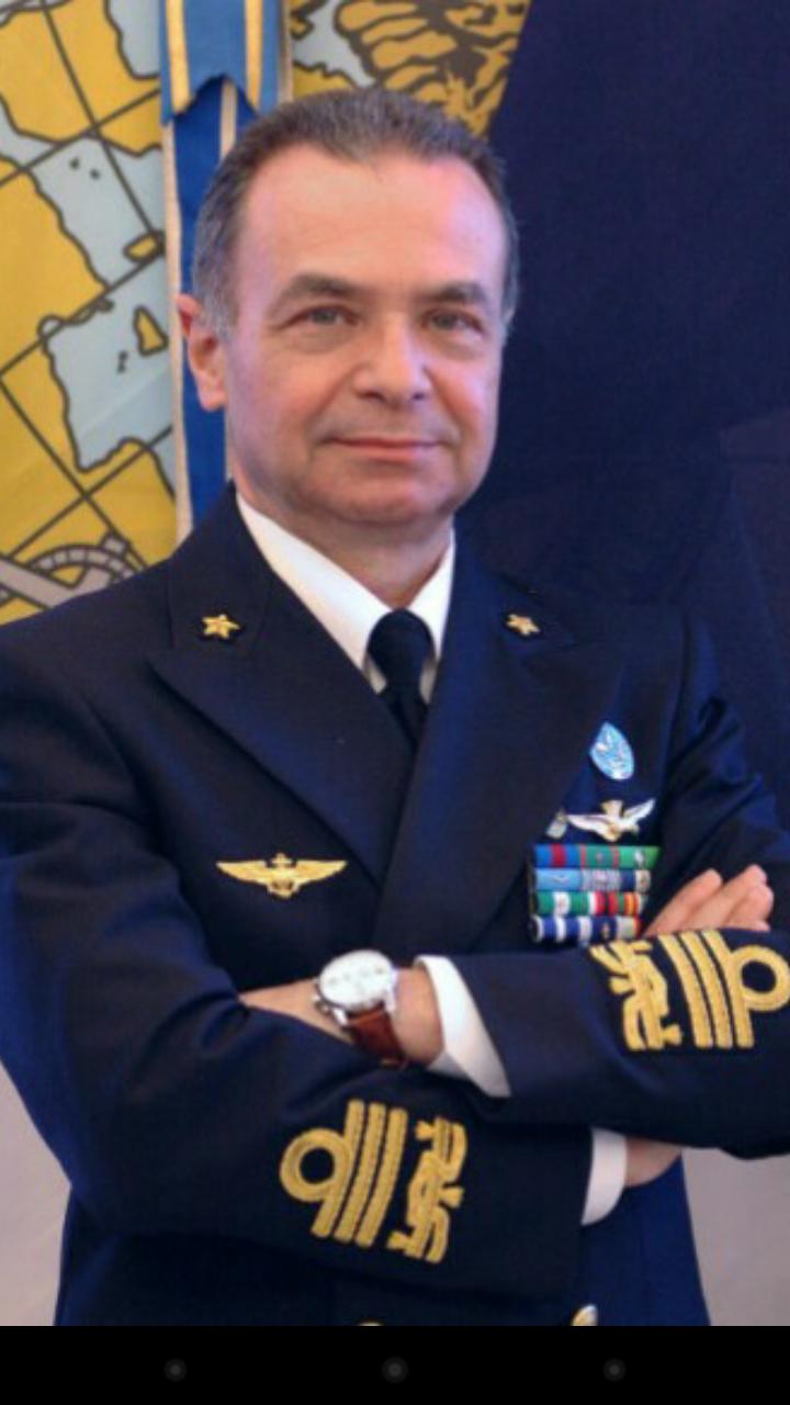 L'ammiraglio Veri a Beirut per rappresentare l'Italia