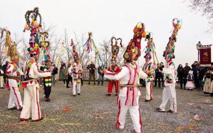 A Torrevecchia per il Carnevale abruzzese delle Zagarelle