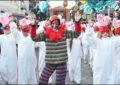 Carnevale d'Abruzzo, spettacolo con le sfilate ballate