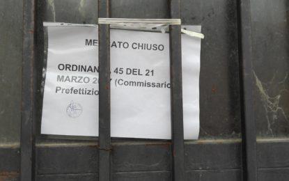 Ortona, mercato coperto: via la copertura in amianto