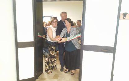 """Francavilla, inaugurato lo """"Spazio Famiglia"""""""