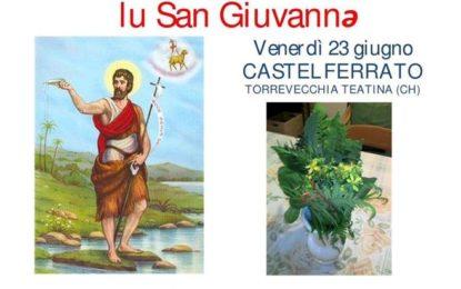 Festa di San Giovanni a Torrevecchia