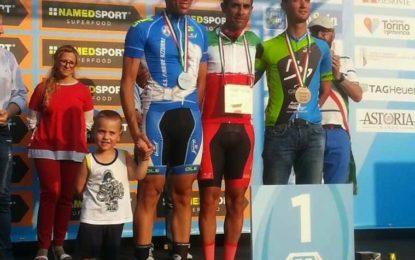 Ciclismo paralimpico, Addesi oro e argento ai Campionati italiani di Cuorgnè