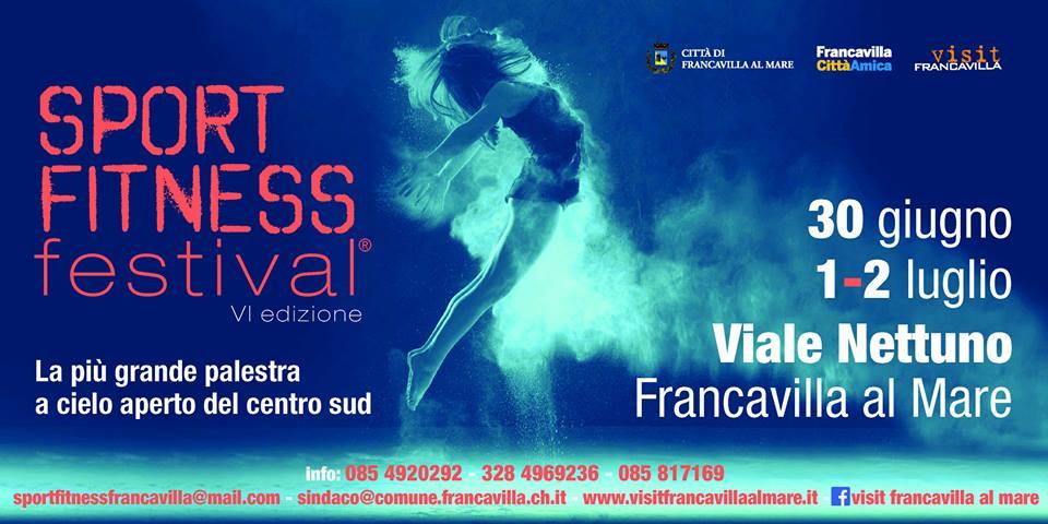 Sport Fitness Festival: il programma del 1° luglio
