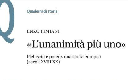 Presentazione del nuovo libro di Enzo Fimiani alla Biblioteca Russo