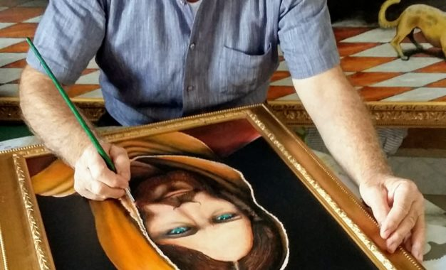 "Casalincontrada: Mostra d'arte sacra su ""Jesus of Nazareth"""