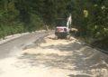Roccamontepiano, avviati i lavori sulla ex SS 539