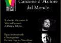 """Francavilla, nuovo appuntamento con """"Canzoni d'autore dal mondo"""""""