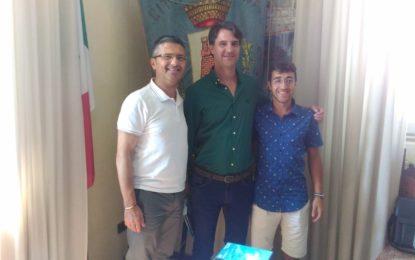 Ortona: in Comune il sindaco della città spagnola di Mollina