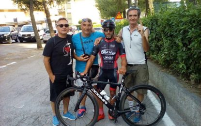 Intervista al ciclista francavillese Renzo Mele che gareggerà nei Campionati del mondo UCI
