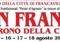 Francavilla, al via i festeggiamenti per San Franco