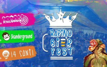 """Torna """"Rapino Bier Fest"""" dal 1° al 3 settembre: ecco il programma dell'evento"""