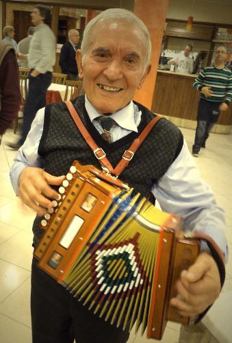 Roccamontepiano, addio a Luigi Conti, l'ex presidente del Centro Anziani San Rocco