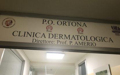 Ortona, Clinica Dermatologica: Ciccotelli attacca Paolucci e Castiglione