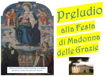 Francavilla si prepara ai festeggiamenti in onore della Madonna delle Grazie