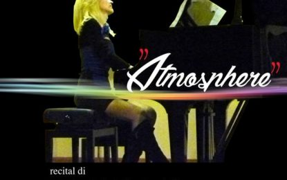 """Canosa Sannita, recital """"Atmosphere"""" in memoria di Filippo Andreacola"""